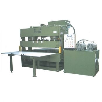 Hydraulic Plane Cutting Machine-Manual Feeding Type